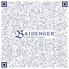 QR Code 1 Bruno Baidenger freier Finanzebarter und unabhängiger Versicherungsmakler Karlsruhe