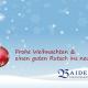 Weihnachtsgrüße_Bruno Baidenger_freier Finanzberater_unabhängiger Versicherungsmakler_Karlsruhe
